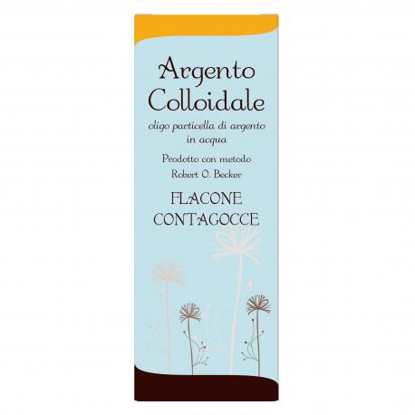 ARGENTO COLLOIDALE 100 PPM 100 ml