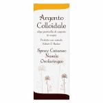 ARGENTO COLLOIDALE 40 PPM 50 ml spray