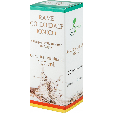 RAME COLLOIDALE 100ML
