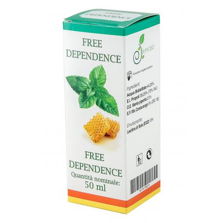FREE DEPENDENCE 50ML